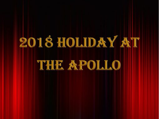 Holiday at the Apollo