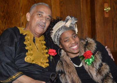 Mr. Paul Barnett & Ms. Toya Gooden
